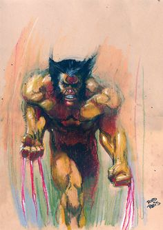 Wolverine by Rod Reis