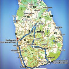 Sri Lanka in 21 Days - Route Planner Round Tour Negombo Sightseeing | Catamaran Ride | Sigiriya Rock | Minneriya National Park Jeep Safari | Polonnaruwa | Dambulla Rock | Kandy Sightseeing | Temple of the tooth | Botanical Garden | Train Journey | Tea Factory Visit | Trekking Little Adams Peak | Jeep Safari Yala National Park |Beach Stay | Galle Sightseeing #SriLanka #21Days #Route #Planner #RoundTour #Negombo #Sightseeing #Catamaran #Ride #SigiriyaRock #Minneriya #National #Park #JeepSafari…