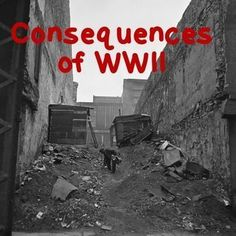 US History Middle School Lesson Plan Consequences of World War Two -- This 45-60 minute lesson plan webquest is designed to help students answer the following general questions about the impact of World War Two: What were the economic and human costs of