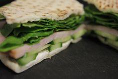 Pita Sandwich... so good!