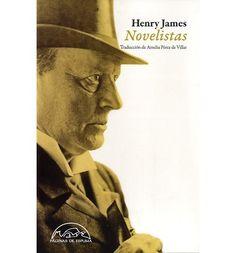 Novelista, de Henry James. El más importante de los libros de ensayo de Henry James: crítico, certero y mordaz, hablando sobre otros escritores.En este volumen, publicado originalmente en 1914, se reúnen aquellos textos críticos y divulgativos, profundos y rabiosos, que James dedicó durante las dos décadas anteriores a diferentes autores de novela.