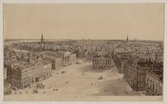 Old Pictures, Old Photos, Dam Square, Usa Cities, I Amsterdam, Historical Images, Royal Palace, Back In Time, Delft