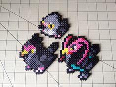Pokemon Bead Sprite Set Pidove Family by ToughTurtles on Etsy, $7.50