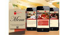mobile website for a restaurant - Google zoeken