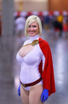 Power Girl 2011 Phoenix Comic-con: Explore May 30, 2011 #409 by gbrummett, via Flickr