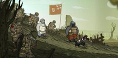 Battle ready: Valiant Hearts and Company of Heroes: Western Front ...