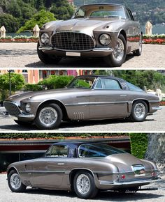 Ferrari 250 Europa Coupe Vignale 1953. Why don't they make cars like this anymore!
