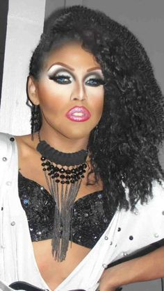 Kenya Michaels Kenya Michaels, Rupaul Drag Queen, I Am A Queen, Puerto Ricans, Lgbt, Hair Makeup, Make Up, Drag Queens, Female