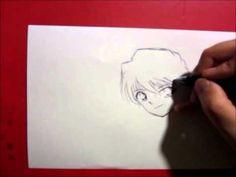 Drawing Detective Conan (Ai Haibara)