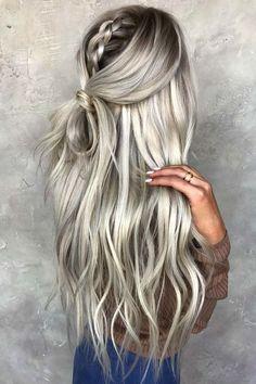 Mini-Mohawk Braid ❤ #lovehairstyles #hair #hairstyles #haircuts Date Hairstyles, Graduation Hairstyles, Holiday Hairstyles, Homecoming Hairstyles, Fancy Hairstyles, Hair Color For Women, Dull Hair, Bridesmaid Hair, Your Hair