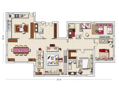 Sims 4 Build, House Floor Plans, Living Room Decor, Layout, House Design, Flooring, How To Plan, Architecture, House Styles
