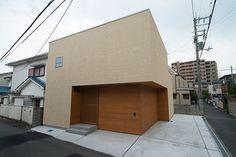 坪庭による自然光・囲む家・間取り(兵庫県川西市) | 注文住宅なら建築設計事務所 フリーダムアーキテクツデザイン