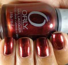 Orly Smolder, a must have for Fall