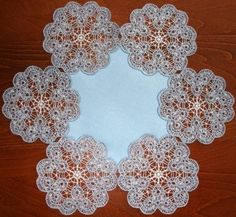 Advanced Embroidery Designs - FSL Royal Bruges Lace