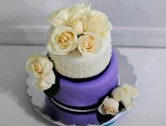 Small wedding cake Cake