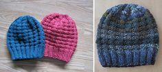 Make this bulky knitted waffle hat this cold season. Keep the cold off and stay warm with this bulky knitted waffle hat. FREE pattern here …