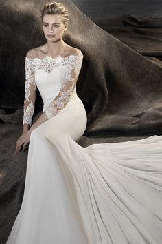 Robe de mariée Pronovias Versailles Svadobné Šaty 523bec427b2