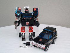Transformers G1 Trailbreaker