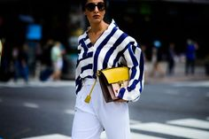 Nausheen Shah | New York City via Le 21ème