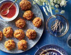 Sweet Potato and Chorizo Balls | Easy Appetizer Recipes For A Big Crowd | Homemade Recipes
