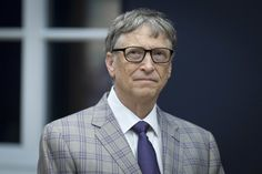 Bill Gates attends the official opening of the Barberini Museum on January 20, 2017 in Potsdam, Germany. The Barberini, patronized by billionaire Hasso Plattner, features works by Monet, Renoir and Caillebotte among others. (