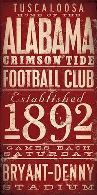 Bama - Roll Tide ... I was born too far north, I'm a southern girl at heart.