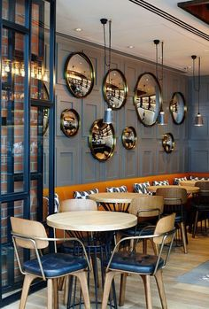 22 Restaurant Interior for You to Make An Interesting Inspiration