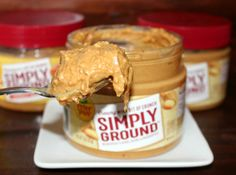 ~Peter Pan Simply Ground Peanut Butter! – Oh Bite It