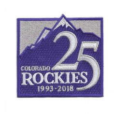 3ca5bc171 33 Best MLB Anniversaries and Event Patches images in 2018   Patches ...