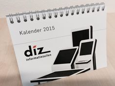 Mooi en handig: bureaukalenders!  Besteld bij https://www.reclameland.nl