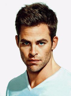 Chris Pine → Men's Health 2013