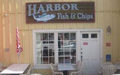 Harbor House Cafe, Oceanside, CA