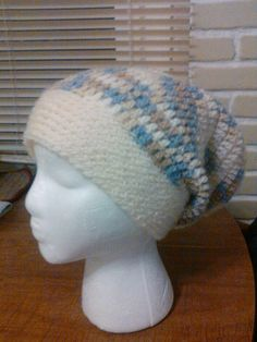 Check out this item in my Etsy shop https://www.etsy.com/listing/225480466/casual-slouchy-hat