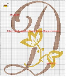 Thrilling Designing Your Own Cross Stitch Embroidery Patterns Ideas. Exhilarating Designing Your Own Cross Stitch Embroidery Patterns Ideas. Cross Stitch Alphabet Patterns, Letter Patterns, Cross Stitch Designs, Embroidery Letters, Learn Embroidery, Cross Stitch Embroidery, Just Cross Stitch, Cross Stitch Heart, Ladder Stitch