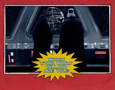 Quiz which Star wars vilian are you? Are you likr Darth Vader, or the Empror or Boba Fet?
