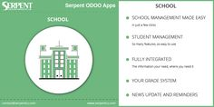 School and Student Management System