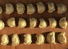 Kärntner Kasnudeln Stuffed Mushrooms, Vegetables, Food, Pasta Meals, Mint, Play Dough, Chef Recipes, Food Food, Stuff Mushrooms