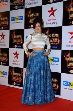 Devoleena Bhattacharjee  in new dress