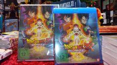 """Dragon Ball Z  """"Resurrection F"""" erhältlich auf Blu Ray und DVD"""