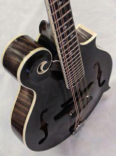Weber Black Ice F -Style Mandolin