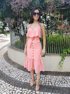 190 Best Outfits for girls images in 2019 Women's Summer Fashion, Cute Fashion, Modest Fashion, Fashion Outfits, Girl Fashion, Cool Summer Outfits, Cool Outfits, Summer Dresses, Cotton Dresses