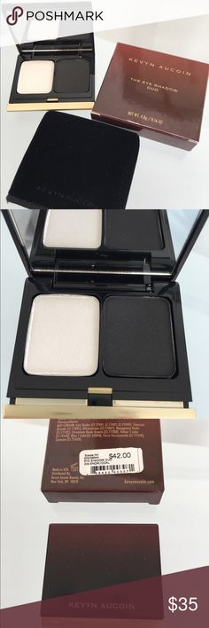 Selling this Kevyn Aucoin Eyeshadow Duo on Poshmark! My username is: dolceluxe. #shopmycloset #poshmark #fashion #shopping #style #forsale #Kevyn Aucoin #Other