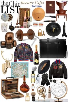 Fashion blogger Veronika Lipar of Brunette From Wall Street sharing her Luxury Valentine's Gift Guide for him