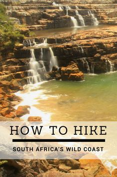 Hiking South Africa's Wild Coast might be the highight of any trip to South Africa. Save this pin to get inspired and to find out how to hike the most beautiful parts while supporting local initiatives to preserve the land in their sustainble tourism projects. Jawdropping, humble, life changing!