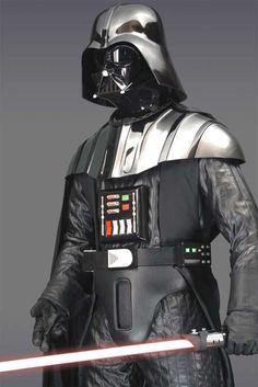 Darth Vader Helmet - belt, armor detail