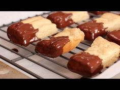 Shortbread Cookie Recipe - Laura Vitale - Laura in the Kitchen Episode 255