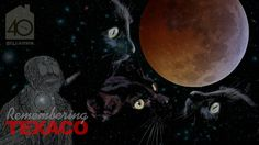 What strange things will emerge in Jonathan's back yard when he eclipses the moon?  Remembering Texaco….