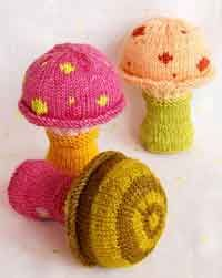 Over 200 Free Toys & Animals Knitting Patterns at AllCrafts.net