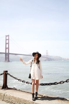 Dulceida: GOLDEN GATE # SAN FRANCISCO San Francisco Travel, San Francisco California, People Photography, Photography Ideas, Railway Museum, Las Vegas Trip, Vacation Pictures, Golden Gate Bridge, Senior Pictures