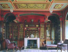 Library of Sir John Soane's Museum, London.